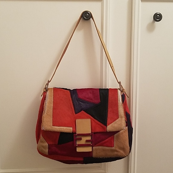 Fendi Handbags - Fendi satchel